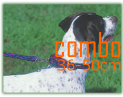 LUPINE中大型犬用コンボカラー36-50cm